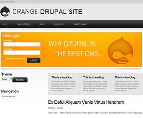 Free drupal templates