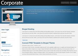 free drupal web themes