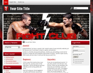 Free joomla club themes
