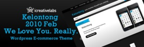 free wordpress e-Commerce Theme