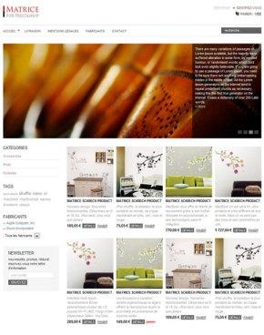 free prestashop online web templates