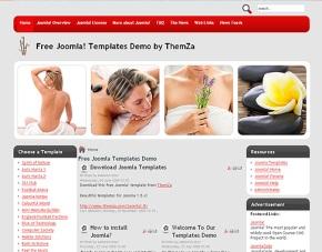 free joomla health web templates