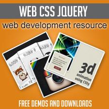 web css jquery