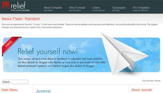 free joomla template download .