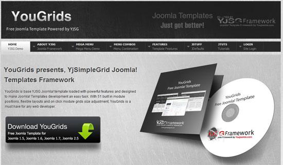 joomla web templates