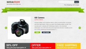 ecommerce cms themes