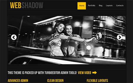 business wordpress themes free download