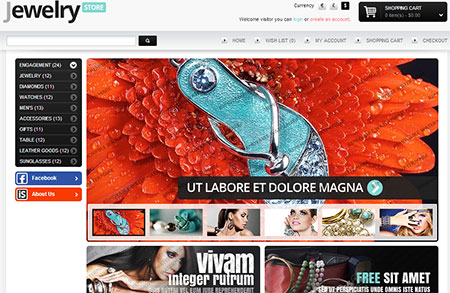 opencart templates free download