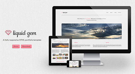 responsive templates download