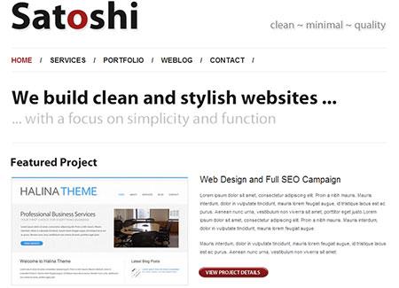 wordpress blog themes download