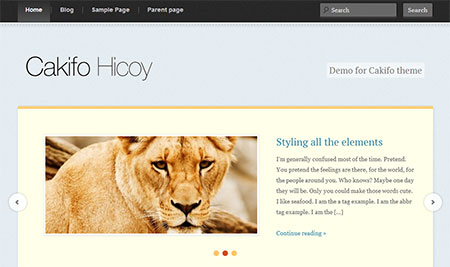 blog themes free download