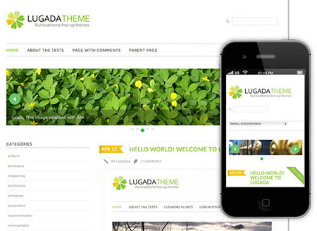 wordpress responsive themes free download