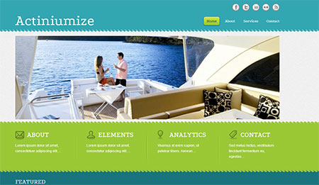 creative wordpress theme free download