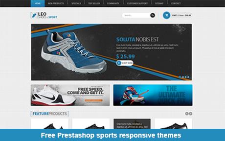 free responsive prestashop theme