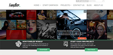wordpress responsive theme free download