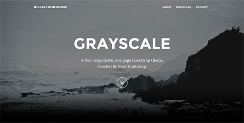 Grayscale Template