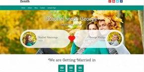 Wedding ResponsiveTheme Image